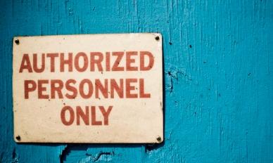 authorized